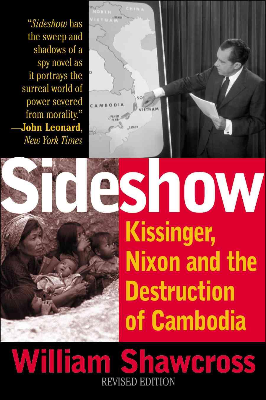 Sideshow By Shawcross, William